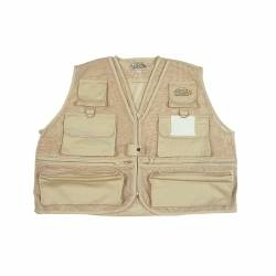 GILET PECHE MARK FOREST