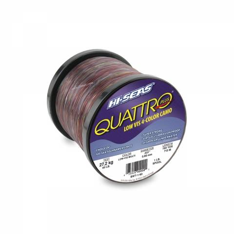 NYLON BIG GAME QUATTRO PLUS HI SEAS / Fils de pêche