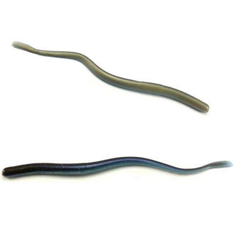 LEURRE SHAKING SQUIRREL WORM 10cm BIG BITE BAITS / Leurres souples