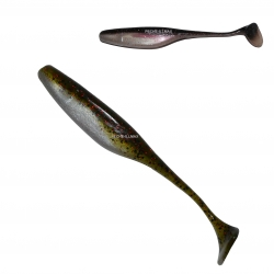 leurre souple swimming jerk minnow